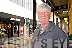 Ciaran Breen, Beaufort, I regularly go to Tralee for shopping, especially if your living in the country, Tralee is great for shopping and there is a great variety, there is also nice variety of restaurants in the town to dine out in.