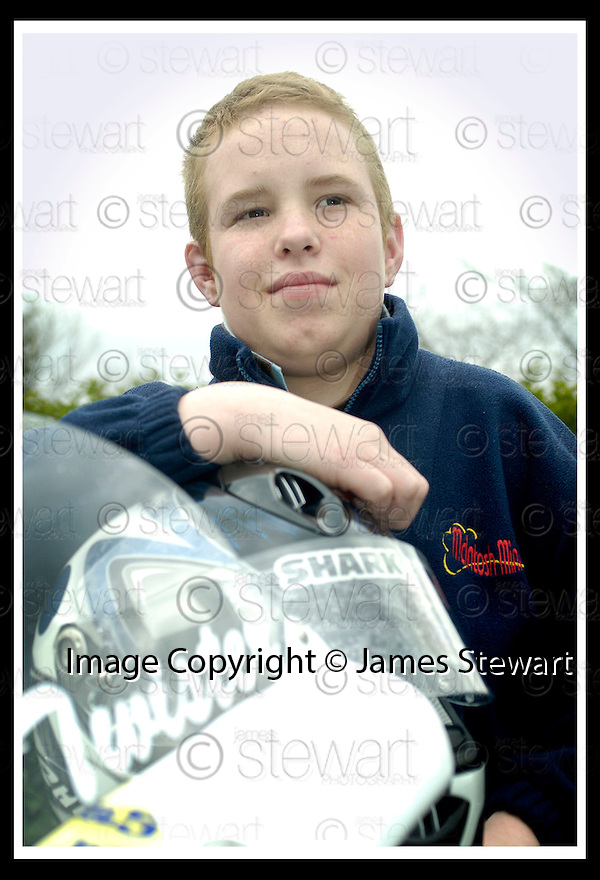 20/04/2006         Copyright Pic: James Stewart.File Name : sct_jspa04_HASTINGS_tim.TIM HASTINGS FROM BONNYBRIDGE WHO WAS SERIOUSLY INJURED IN A CRASH DURING A RACE AT LYDDEN HILL RACE TRACK..... Payments to :.James Stewart Photo Agency 19 Carronlea Drive, Falkirk. FK2 8DN      Vat Reg No. 607 6932 25.Office     : +44 (0)1324 570906     .Mobile   : +44 (0)7721 416997.Fax         : +44 (0)1324 570906.E-mail  :  jim@jspa.co.uk.If you require further information then contact Jim Stewart on any of the numbers above.........