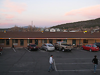 Williams Arizona on March 24, 2008