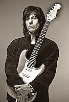 Jeff Beck Studio Session circa 1999