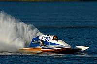 "Daniel Upton, NM-83 ""Blue Mule-Fast Tracker""  (National Mod hydroplane(s)"