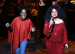 Rhonda Ross with Diana Ross performing 'Endless Memories' in concert at City Center on April 29, 2017 in New York City.