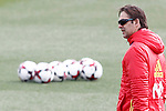 Spain's coach Julen Lopetegui during training session. March 22,2017.(ALTERPHOTOS/Acero)