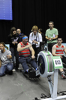 Birmingham, Great Britain, Men's LTA Open, Stephen O'DOWD, at the 2008 British Indoor Rowing Championships, National Indoor Arena. on  Sunday 26.10.2008 . [Photo, Peter Spurrier/Intersport-images] .