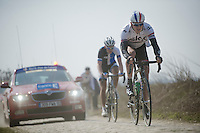 111th Paris-Roubaix 2013..Ian Stannard (GBR).