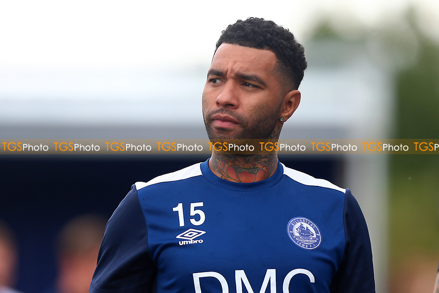 Jermaine Pennant of Billericay during Billericay Town vs Leyton Orient, Friendly Match Football at the AGP Arena on 29th July 2017