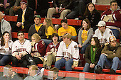 - The Boston College Eagles defeated the Harvard University Crimson 3-2 on Wednesday, December 9, 2009, at Bright Hockey Center in Cambridge, Massachusetts.