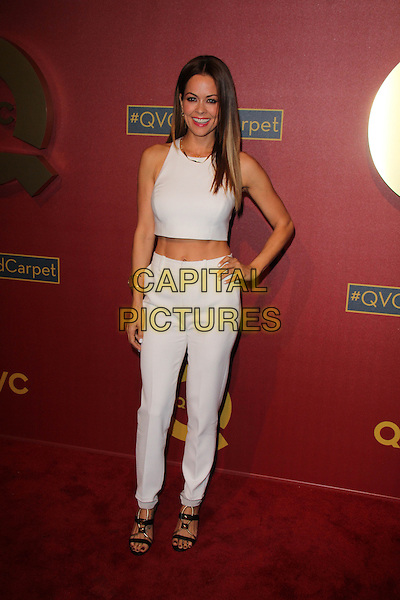 BEVERLY HILLS, CA - February 28: Brooke Burke at QVC 5th Annual Red Carpet Style Event, Four Seasons, Beverly Hills,  February 28, 2014.  <br /> CAP/MPI/JO<br /> &copy;Janice Ogata/MediaPunch/Capital Pictures
