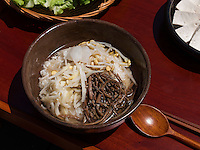 Traditionelle koreanische Speisen, Seoul, Südkorea, Asien<br /> Traditional Korean cuisine, Seoul, South Korea, Asia