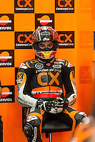 Marc Marquez, World Chmpion of Moto2 2012