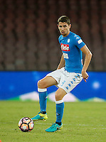 Jorginho  during the friendly soccer match,between SSC Napoli and Onc Nice      at  the San  Paolo   stadium in Naples  Italy , August 02, 2016<br />  during the friendly soccer match,between SSC Napoli and Onc Nice      at  the San  Paolo   stadium in Naples  Italy , August 02, 2016