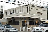 Fachadas de las Oficinas que tiene el Gobierno de los Estados Unidos en República Dominicana, las cuales fueron reforsadas  sus vigilancias tras muerte de Osama Bin Laden.Ciudad: Santo Domingo.Fotos:  Carmen Suárez/acento.com.do.Fecha: 03/05/2011.
