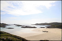 BNPS.co.uk (01202 558833)<br /> Pic: WildGuideScotland/BNPS<br /> <br /> Pristine Fidden beach on the Isle of Mull.<br /> <br /> Scotland's stunning unspoiled scenery is being shown in a whole new light in a book that reveals the hidden gems off the beaten track north of the border.<br /> <br /> Three young photographers travelled the width and breadth of Scotland and snapped 750 picturesque places which include shimmering lochs, ancient forests, lost ruins, hidden beaches, secret islands, dramatic cliffs, tiny glens and mysterious grottoes. <br /> <br /> Friends Kimberley Grant, David Cooper and Richard Gaston, all in their late 20s, have spent the past two years exploring lesser known idyllic spots which they are keen to bring to a wider audience.