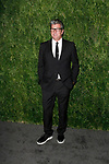 Andrew Rosen of Theory attends the Fifteenth Annual CFDA/Vogue Fashion Fund Awards at the Brooklyn Navy Yard building 28, at 63 Flushing Avenue, on November 5, 2018.