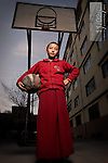About every week, I look out my apartment window to find Tibetan Monks out playing basketball in our courtyard...It's an awesome thing to go out and join them and on this opportunity I earned the opportunity to take a few shots.  Don't think you can't play some ball before they are comfortable enough for a strobe and some umbrellas.