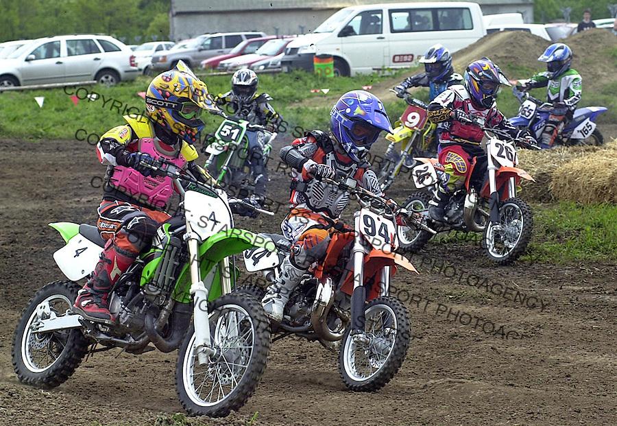 SPORT MOTO KROS 14.5.2005. foto: Pedja Milosavljevic<br />