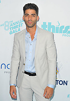 www.acepixs.com<br /> <br /> April 18 2017, LA<br /> <br /> Jason Canela arriving at the 8th annual Thirst Gala at The Beverly Hilton Hotel on April 18, 2017 in Beverly Hills, California. <br /> <br /> By Line: Peter West/ACE Pictures<br /> <br /> <br /> ACE Pictures Inc<br /> Tel: 6467670430<br /> Email: info@acepixs.com<br /> www.acepixs.com