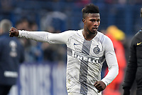 Keita Balde of Internazionale celebrates after scoring a goal during the Serie A 2018/2019 football match between Empoli and Internazionale at stadio Castellani, Empoli, December, 29, 2018 <br /> Foto Andrea Staccioli / Insidefoto