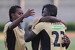 ITAGÜÍ – COLOMBIA _ 22-03-2014 / En compromiso correspondiente a la decimosegunda jornada del Torneo Apertura Colombiano 2014, Itagüí FC venció 1 – 0 a Deportes Tolima en el estadio metropolitano de Ditaires de Itagüí. /