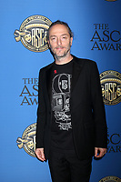 LOS ANGELES - FEB 17:  Emmanuel Lubezki at the 32nd American Society of Cinematographers Awards at Dolby Ballroom on February 17, 2018 in Los Angeles, CA