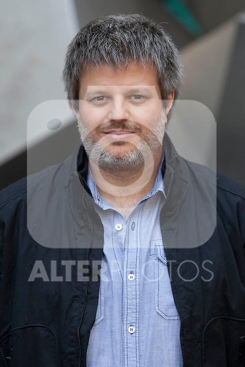 Argentinian director Miguel Cohan present the film 'Betibu' at Cinema Princesa in Madrid. September 09, 2014. (ALTERPHOTOS / Nacho Lopez)