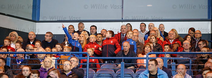 Young Rangers choir