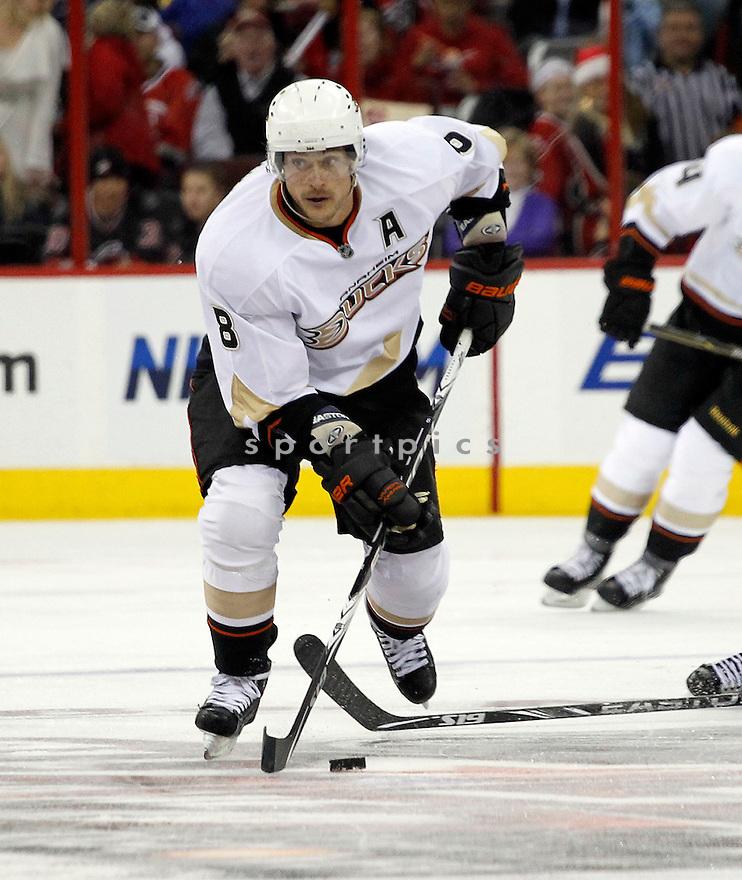 TEEMU SELANNE, of the Anaheim Ducks.