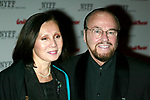 James Lipton and wife ttending the Opening Night of The New York Film Festival Premiere Screening of of MYSTIC RIVER at the Avery Fisher Hall, Lincoln Center, New York City.<br />
