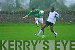 Listellton v Tralee Celtic in Mounthawke on Saturday.............................................. ............................................................   Copyright Kerry's Eye 2008