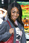 """WESTWOOD, CA. - October 26: Actress Chelsea Tavares  arrives at the premiere of Dreamworks' """"Madagascar: Escape 2 Africa"""" at the Mann Village Theater on October 26, 2008 in Los Angeles, California."""