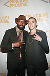 NBA Player Baron Davis and Sam Adams Attend the Second Annual Pencils of Promise Gala Held at Guastavino's, NY  10/25/12