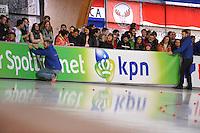SCHAATSEN: ERFURT: Gunda Niemann Stirnemann Eishalle, 21-03-2015, ISU World Cup Final 2014/2015, ©foto Martin de Jong