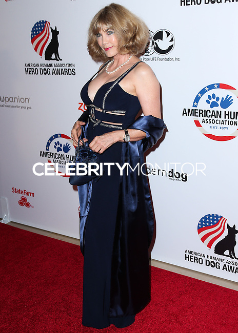 BEVERLY HILLS, CA, USA - SEPTEMBER 27: Barbi Benton arrives at the 4th Annual American Humane Association Hero Dog Awards held at the Beverly Hilton Hotel on September 27, 2014 in Beverly Hills, California, United States. (Photo by Xavier Collin/Celebrity Monitor)