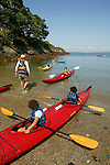 Preparing for Kayaking