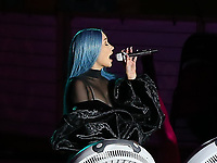 26 July 2019 - Las Vegas, NV - Iggy Azalea. ALL STAR BEACH CONCERT featuring Iggy Azalea & Snoop Dogg @ Mandalay Bay Beach during #WNBA All Weekend 2019.  Photo Credit: MJT/AdMedia