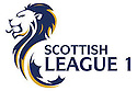 SPFL League One 2014-2015