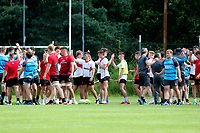260719 - Ulster Rugby Academy Training