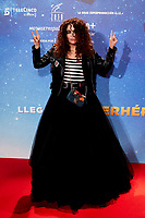 Cristina Rodriguez attends to Super Lopez premiere at Capitol cinema in Madrid, Spain. November 21, 2018. (ALTERPHOTOS/A. Perez Meca) /NortePhoto NORTEPHOTOMEXICO