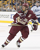 Peter Harrold - The Boston College Eagles defeated the University of Maine Black Bears 4-1 in the Hockey East Semi-Final at the TD Banknorth Garden on Friday, March 17, 2006.