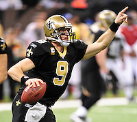 NFL: Tampa Bay @ New Orleans - 1.2.11