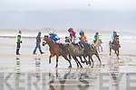 CHASE: Horses in the chase for the John Kenny Memorial Cup at the Ballyheigue Races on Sunday.   Copyright Kerry's Eye 2008