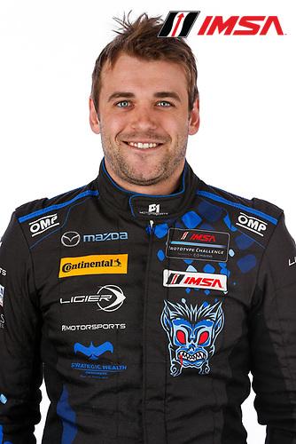 #17 P1 Motorsports, Ligier JS P3, LMP3: Corey Lewis