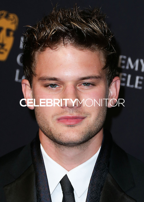 BEVERLY HILLS, CA, USA - OCTOBER 30: Jeremy Irvine arrives at the 2014 BAFTA Los Angeles Jaguar Britannia Awards Presented By BBC America And United Airlines held at The Beverly Hilton Hotel on October 30, 2014 in Beverly Hills, California, United States. (Photo by Xavier Collin/Celebrity Monitor)