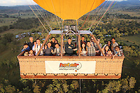20160414 April 14 Hot Air Balloon Gold Coast