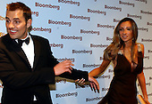 "Washington, DC - May 1, 2004 -- Katrina Campins, right, seems to be pulling Bill Rancic, left,  into the Bloomberg party following the 2004 White House Correspondents Association Dinner in Washington, D.C. on May 1, 2004.  Both starred in the NBC reality series ""The Apprentice"" with Donald Trump..Credit: Ron Sachs/ CNP.(RESTRICTION: No New York Metro or other Newspapers within a 75 mile radius of New York City)"