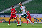 Mark Uth (FC Koeln #23), Kevin Vogt (Werder Bremen  #03)<br /> <br /> <br /> Sport: nphgm001: Fussball: 1. Bundesliga: Saison 19/20: 34. Spieltag: SV Werder Bremen vs 1.FC Koeln  27.06.2020<br /> <br /> Foto: gumzmedia/nordphoto/POOL <br /> <br /> DFL regulations prohibit any use of photographs as image sequences and/or quasi-video.<br /> EDITORIAL USE ONLY<br /> National and international News-Agencies OUT.