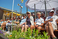 Zandvoort, Netherlands, 05 June, 2016, Tennis, Playoffs Competition, Fans<br /> Photo: Henk Koster/tennisimages.com