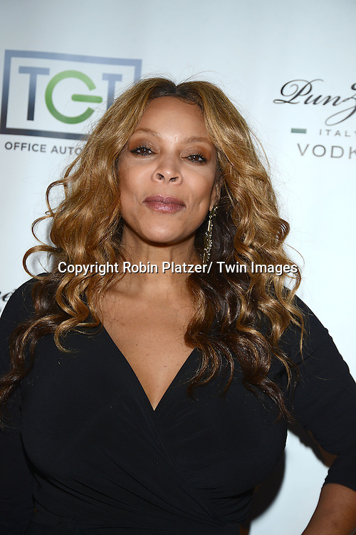 Wendy Williams attends YAI's 56th Anniversary Gala on November 13, 2013 at Guastavino's in New York City.