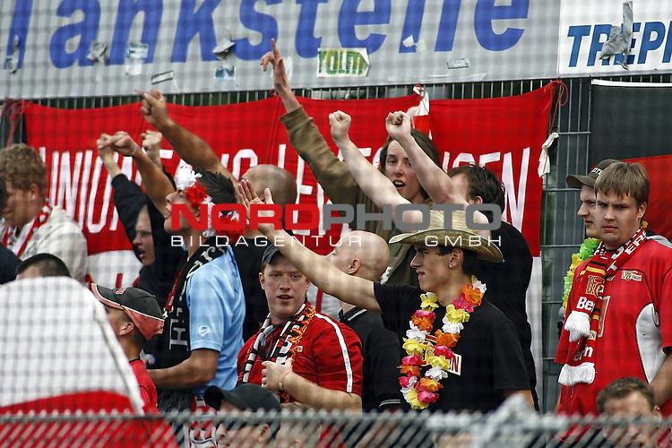 RLN 2007/2008 4. Spieltag Hinrunde<br /> BSV Kickers Emden - 1. FC Union Berlin<br /> Union-Fans entt&auml;uscht<br /> <br /> Foto &copy; nph (  nordphoto  )<br /> <br /> <br /> <br />  *** Local Caption ***