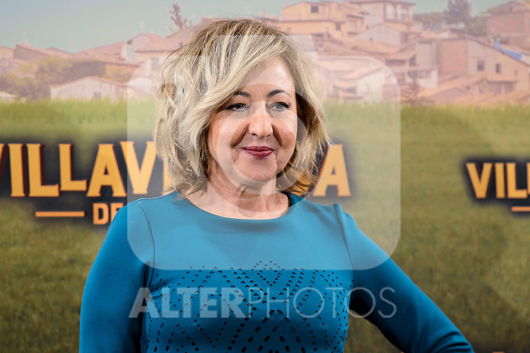 "Carmen Machi attends to the presentation of the spanish film "" Villaviciosa de al lado"" in Madrid, Spain. November 29, 2016. (ALTERPHOTOS/BorjaB.Hojas)"